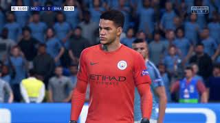 Manchester City vs Real Madrid | FIFA 19 Predicts: Champion League 2019/20●Round of 8●2nd Leg (1-1)