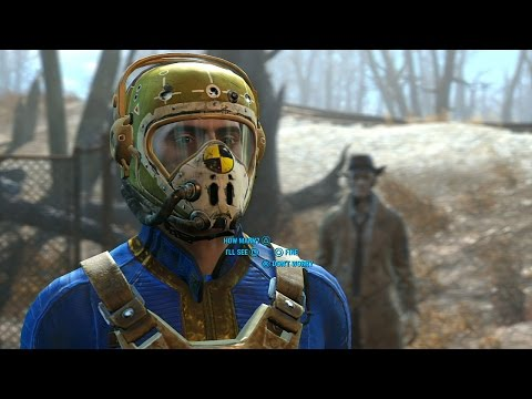 Fallout 4: Giant Bomb Quick Look [Extended HD Gameplay]