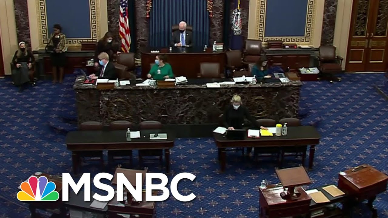 Sen. McConnell: 'We Appear To Be Just Hours Away' From Covid Relief Bill | MSNBC