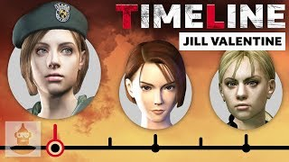 The Jill Valentine Timeline - Resident Evil | The Leaderboard
