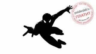 Как поэтапно нарисовать человека паука брата ежа нефтянника за 36 секунд(Как нарисовать картинку поэтапно карандашом за короткий промежуток времени. Видео рассказывает о том,..., 2014-07-14T10:21:51.000Z)