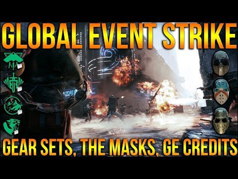 THE DIVISION 1.8.2 | THE NEXT BIG GLOBAL EVENT & EVERYTHING YOU NEED TO KNOW ON GLOBAL EVENT STRIKE