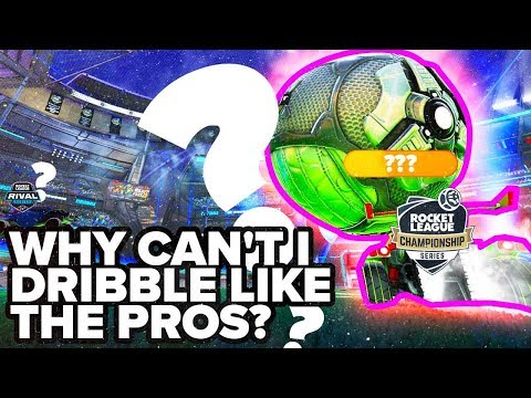 Why can't you dribble like the pros? | Tips from a Pro Rocket League Coach