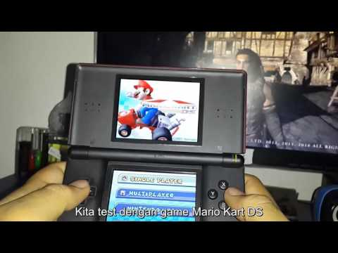 GamerAnakKost - NDS Lite Unboxing & Review