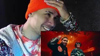 Yandel x Anuel ĄA - Por Mi Reggae Muero 2020 ( REACCION iamPF )