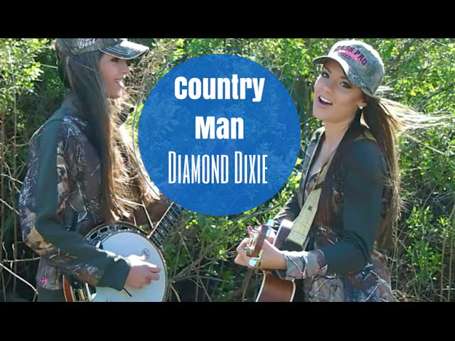 Country Man by Luke Bryan (cover)