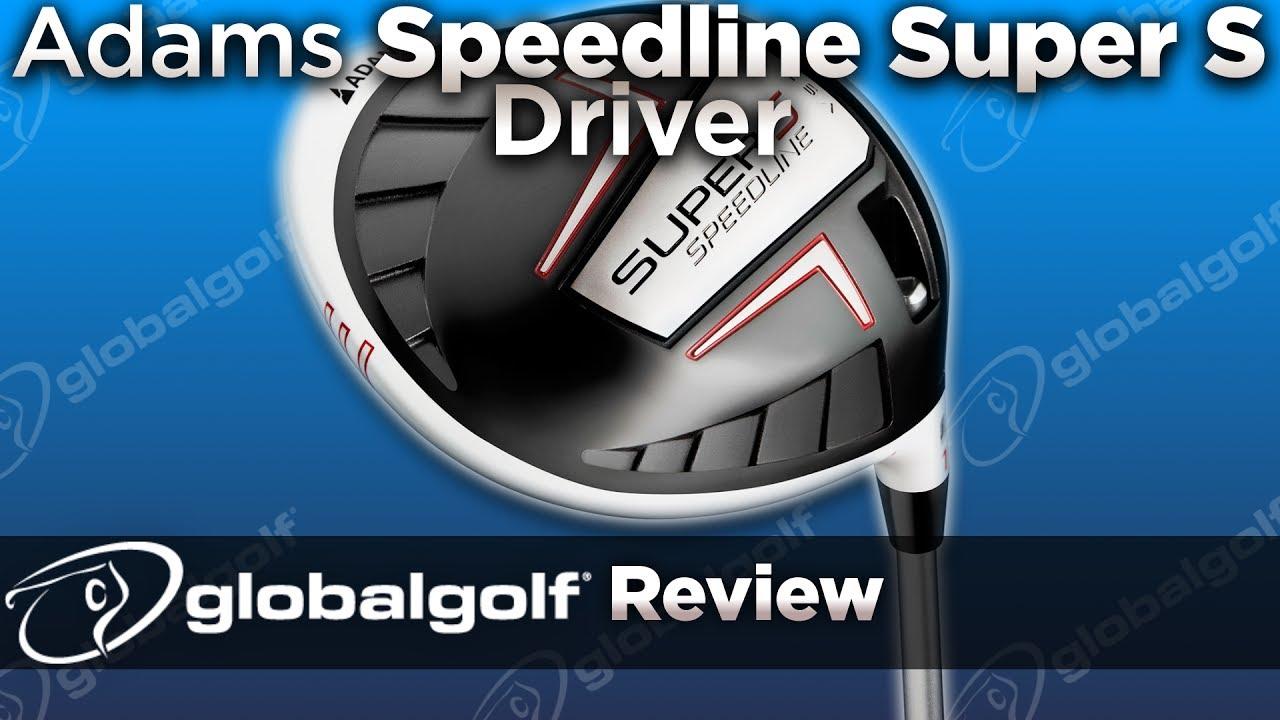 Adams Speedline 9032LS Driver Review