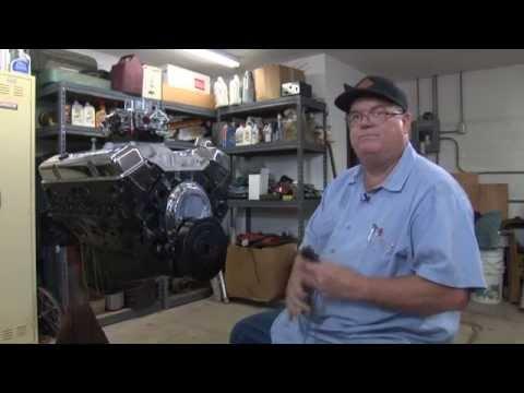 Robert Dana teaches you how to install a Harmonic Balancer.