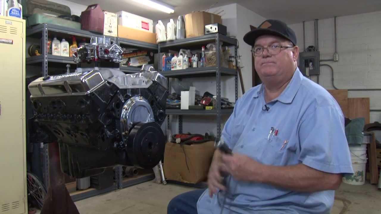 Robert Dana Teaches You How To Install A Harmonic Balancer Youtube 1988 Jeep Grand Wagoneer Wiring Diagram