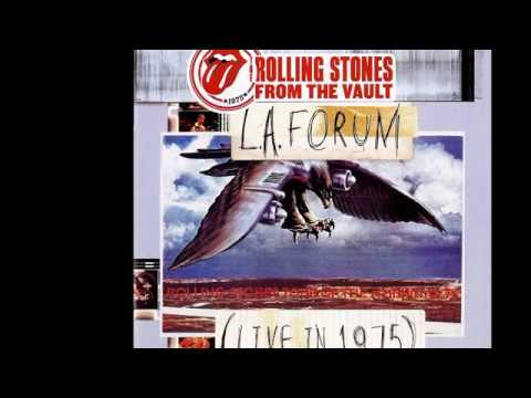 The Rolling Stones - Honky Tonk Woman (Live) ( L.A.  Friday, 1975)