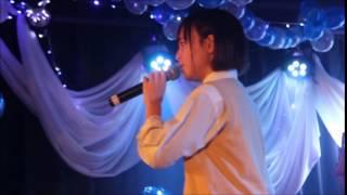 20141116wktkで行われた秋山衣里梨佳さんの生誕20年に ちか@猫親善大...
