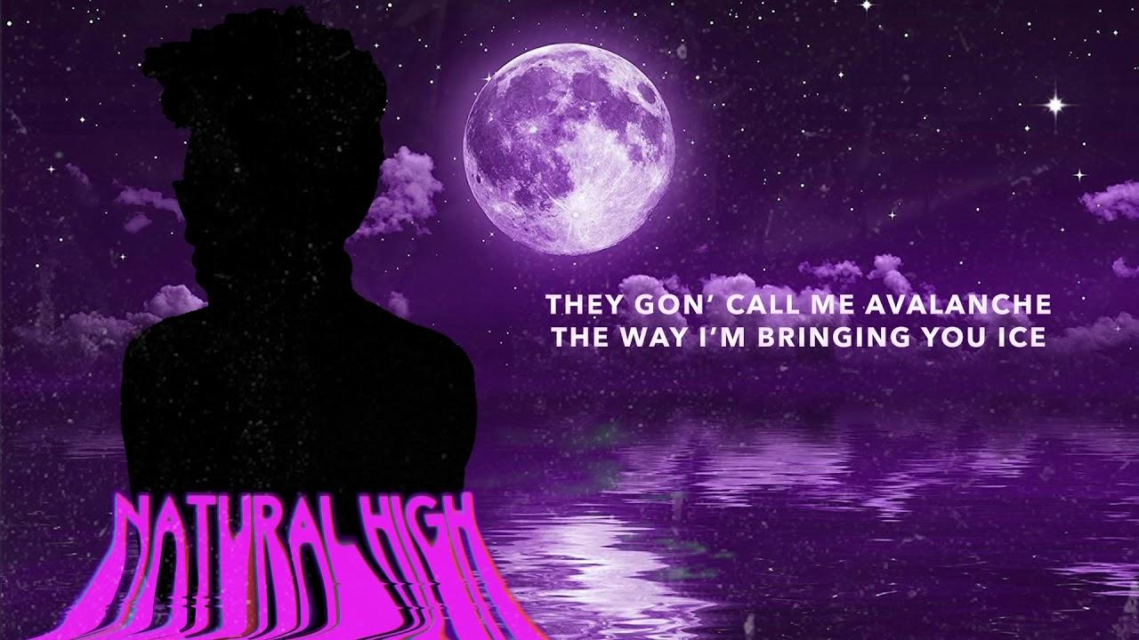"WATCH + LISTEN to Brandon Lewis' Lyrics to ""Natural High"""