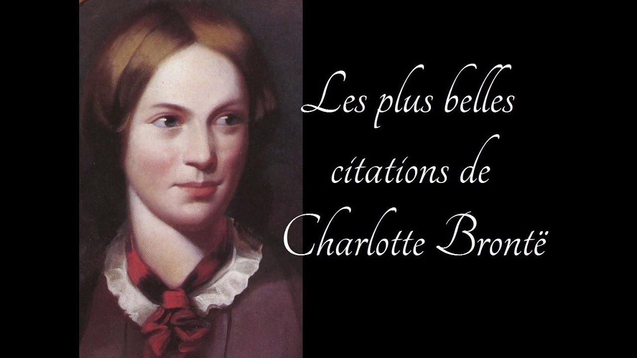 Les plus belles citations de charlotte bront youtube - Les plus belles cheminees ...