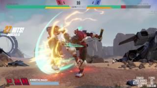 Rising Thunder - More Edge Combos (alpha)