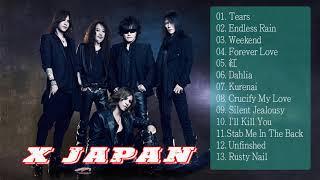 XJapanベストソング2020 || X Japanフルアルバム|| X Japan史上最高の曲
