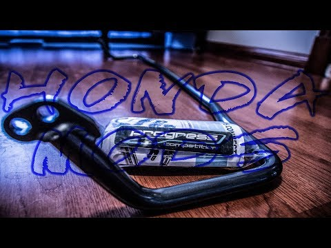 homepage tile video photo for 9th Gen Accord Ultra Racing Strut Bar and Progress Group Sway Bar Install