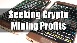 Seeking Fresh Crypto Mining Profits