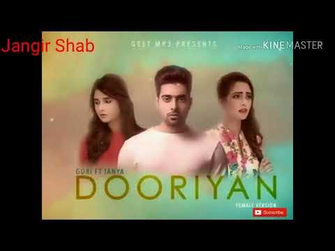 New  Punjabi Ringtone 2 (Dooriyan) 2017||guri New Song Ringtone And Whatsapp Status
