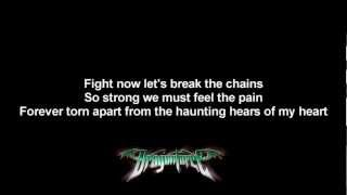 DragonForce - Prepare For War | Lyrics on screen | HD