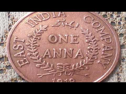 Antique Coin Shop-Old Coin In East India