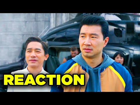 Shang-Chi Trailer REACTION! Ten Rings Explained & First Thoughts!