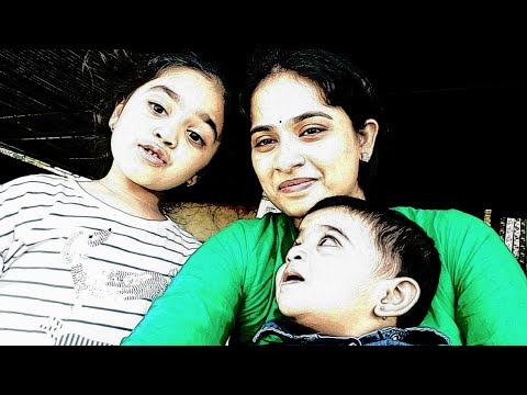 #DIML||My Village||Enjoyed Alot With My kids||Day 1||Sasikalatv||SKTV||Telugu Vlogs thumbnail