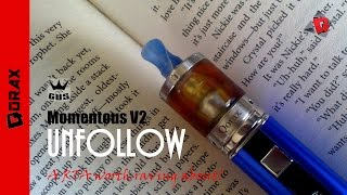 GUS Momentous V2 UNFOLLOW - Review with Extreme Closeups (HD)