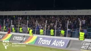 Torcida Split / NK Lokomotiva - Hajduk Split 0:2 (7. Kolo MAXtv Prva Liga)