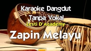 Video Karaoke Lesti D'Academy   Zapin Melayu download MP3, 3GP, MP4, WEBM, AVI, FLV Oktober 2017