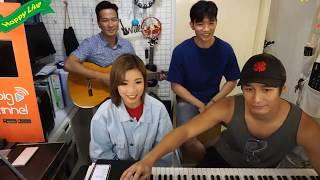 Publication Date: 2018-09-01 | Video Title: 31-8-2018 Happy Live 陳嘉茵 鍾君揚 周