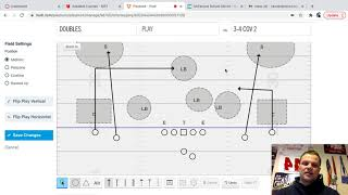 Packers' Joe Barry- Coverage Foundations Part 1