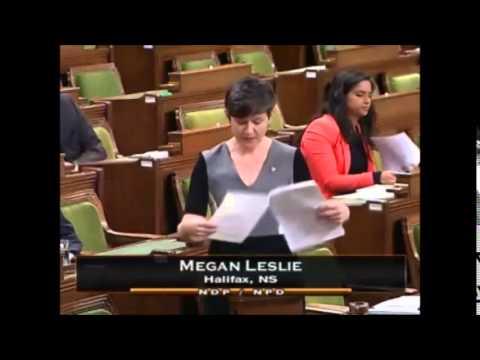 Megan explains why the NDP is voting against C-40: Rouge Park