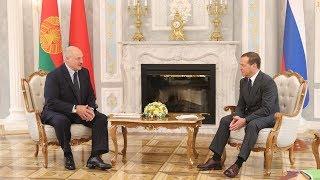 Лукашенко, Медведев, Кадыров, Зурабишвили, Вучич, Холлингберри. О чем говорили во Дворце Республики?