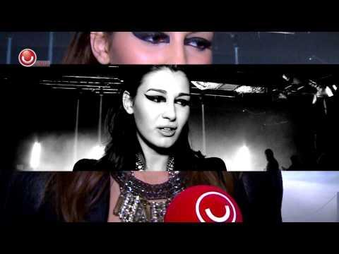 Making of Vescan ft. Alina Eremia - In Dreapta ta @Utv 2014