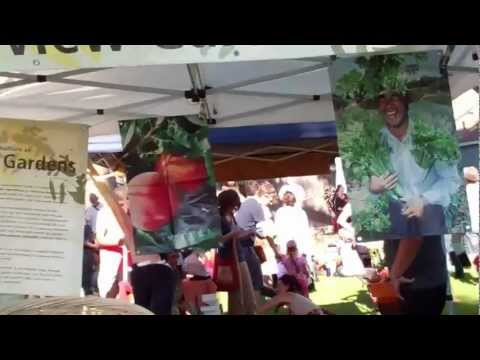 The Annual SOL (Sustainable Organic Local) Food Festival in Santa Barbara