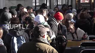 Ukraine: Trans rights demonstrators attacked during Kiev march