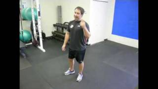 Knee Friendly Leg Workout - The Single Leg 1/2 Squat 1/2 Deadlift