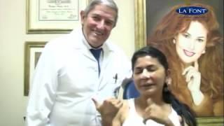 Estiramiento Facial, Blefaroplastia y Rinoplastia 6 días de operada (Face lift)