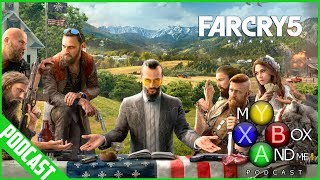 Far Cry 5 Impressions - My Xbox And Me Live Episode 126