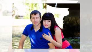 Ольга и Сергей. Деревянная свадьба