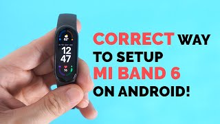 Xiaomi Mi Band 6 - Complete Setup for Android screenshot 4