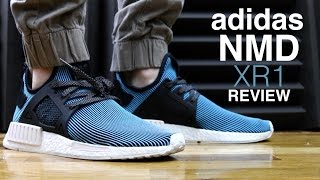 ADIDAS NMD XR1 REVIEW