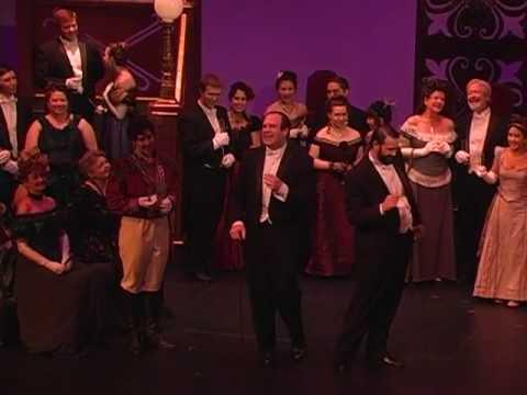 Die Fledermaus Act II Champagne Song