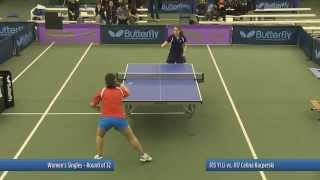 Baixar 2013 College Table Tennis Championships - Day 2 Afternoon Session (Singles Finals)