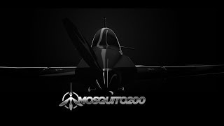 Mosquito 200 - Light Aircraft concept