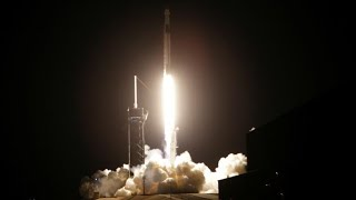 SpaceX launch marks a new era for NASA