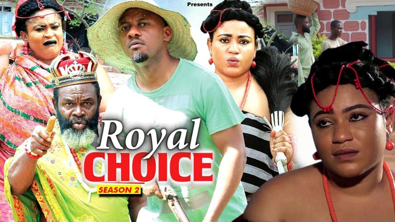 The Royal Choice Season 2 - 2018 Latest Nigerian Nollywood Movie Full HD