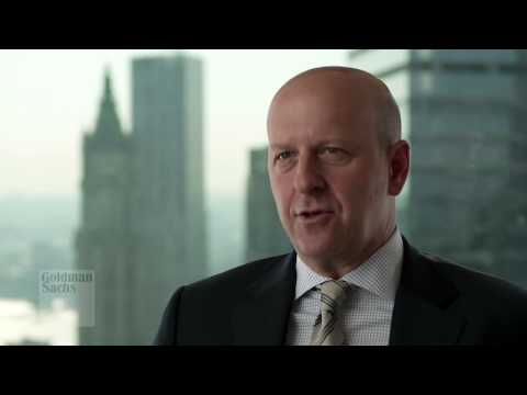 Goldman Sachs: Trends in Investment Banking with David Solomon
