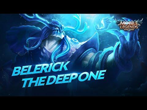 Belerick New Skin | The Deep One | Mobile Legends: Bang Bang