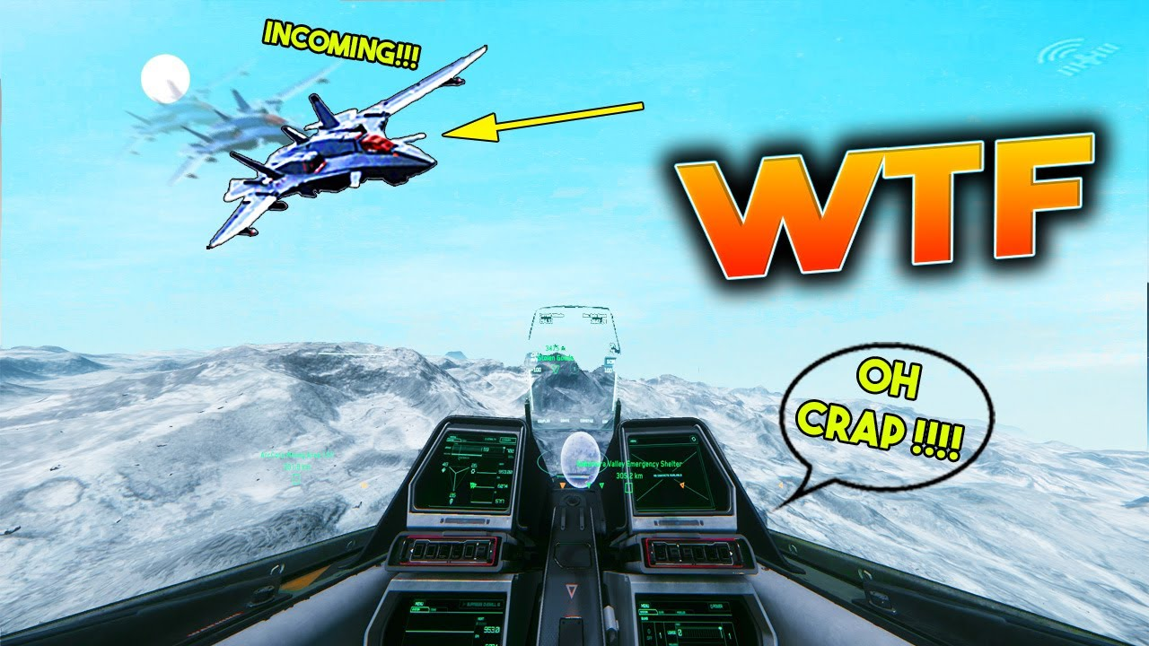 Star Citizen WTF & Funny Moments #111 (Clip of The Day #173)